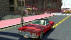 Buick Riviera 1972 Boattail para GTA 4