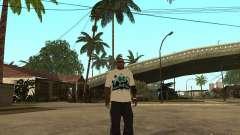 Jersey Adidas para GTA San Andreas