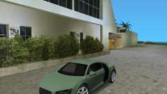 Audi R8 4.2 Fsi para GTA Vice City