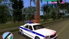 Volga Gaz 3110 polícia