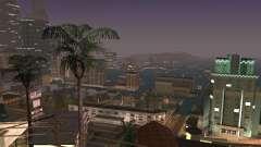 Inundação para GTA San Andreas