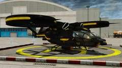 Helicóptero de transporte Samson SA-2