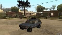 Range Rover Off Road para GTA San Andreas