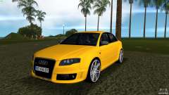 Audi RS4 para GTA Vice City