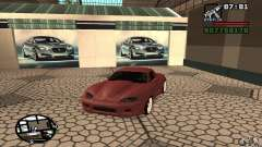 Mazda MX-5 Tuning para GTA San Andreas