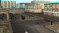 Renovação de condução escolas em San Fierro para GTA San Andreas