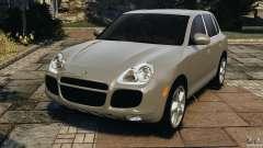 Porsche Cayenne Turbo 2003