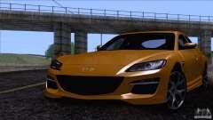 Mazda RX8 R3 2011 para GTA San Andreas