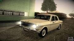 GAZ-24 Volga táxi 01