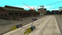 Star Wars Racer para GTA San Andreas