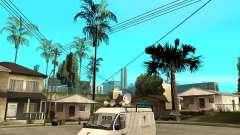 Canal de notícias de gazela 2705 para GTA San Andreas