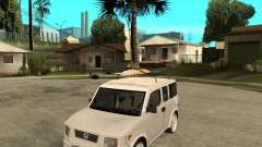 Honda Element para GTA San Andreas