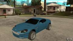 Aston Martin DB9 do NFS MW para GTA San Andreas