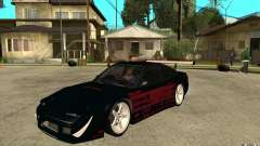 Nissan 180SX - Koguchi Power para GTA San Andreas