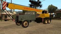 KrAZ caminhão