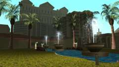 Novas texturas para o casino Caligula
