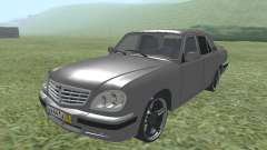 GAZ 31105 Volga prata para GTA San Andreas
