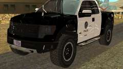 Ford Raptor Police
