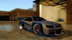 Nissan Skyline GTR34 DTM