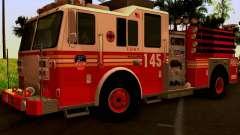 Pumper Seagrave Marauder F.D.N.Y para GTA San Andreas