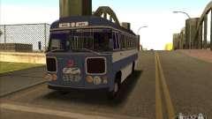 PAZ 672 para GTA San Andreas