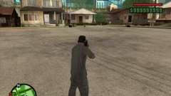 Sinos e assobios para armas para GTA San Andreas