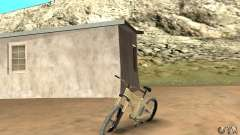 Specialized P.3 Mountain Bike v 0.8 para GTA San Andreas