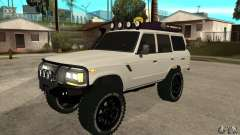 Toyota Land Cruiser 70 1993 Off Road Samurai para GTA San Andreas