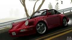 Porsche 911 Carrera 4 Targa (964) 1989