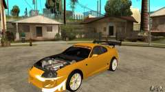 Toyota Supra D1GP para GTA San Andreas