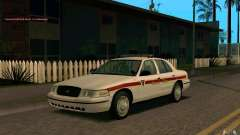 Ford Crown Victoria South Dakota Police para GTA San Andreas