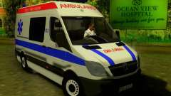 Mercedes-Benz Sprinter Baku Ambulans