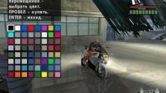 Carcols.dat By Russiamax para GTA San Andreas