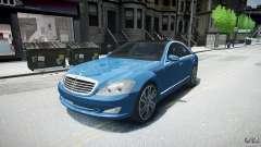 Mercedes Benz w221 s500 v1.0 sl 65 amg wheels