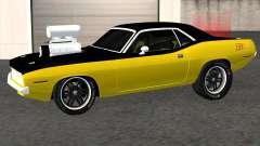 Plymouth Hemi Cuda 440