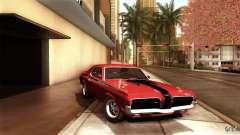 Mercury Cougar Eliminator 1970 para GTA San Andreas