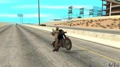 ZID coruja 175 v 2.0 para GTA San Andreas