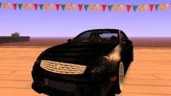 Infiniti G35 V.I.P para GTA San Andreas