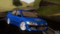 Mitsubishi Lancer Evolution IIIV para GTA San Andreas