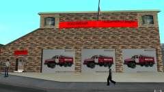 Estação de fogo russa em San Fierro