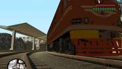TEP-60 locomotiva
