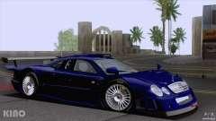 Mercedes-Benz CLK GTR Road Carbon Spoiler