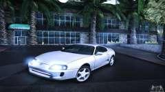 Toyota Supra Tuneable para GTA San Andreas