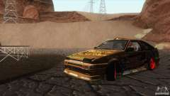 Toyota Corolla AE86 DS para GTA San Andreas