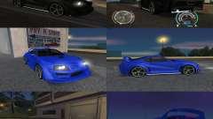Toyota Supra 2006 Most Wanted para GTA San Andreas