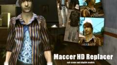 Maccer HD Replacer