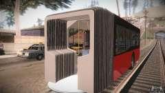 Reboque Design X GL 3 para GTA San Andreas