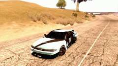 Nissan Silvia S14 Matt Powers 2012