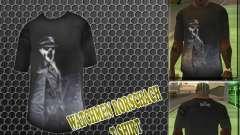 Camisa de Rorschach de Watchmen para GTA San Andreas