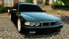 BMW 750iL E38 Light Tuning